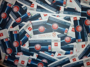 Tickets zur CeBIT 2011